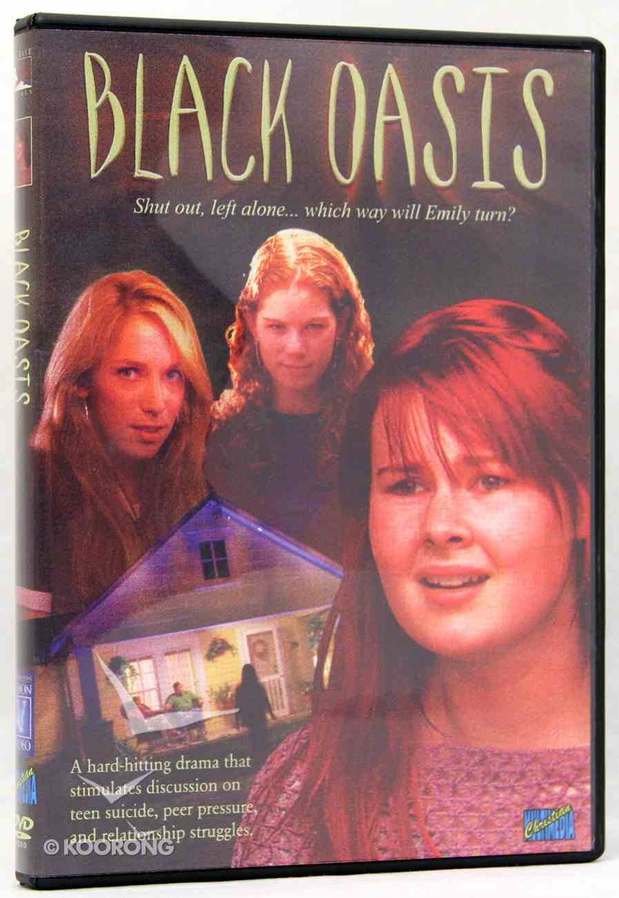 Black Oasis DVD