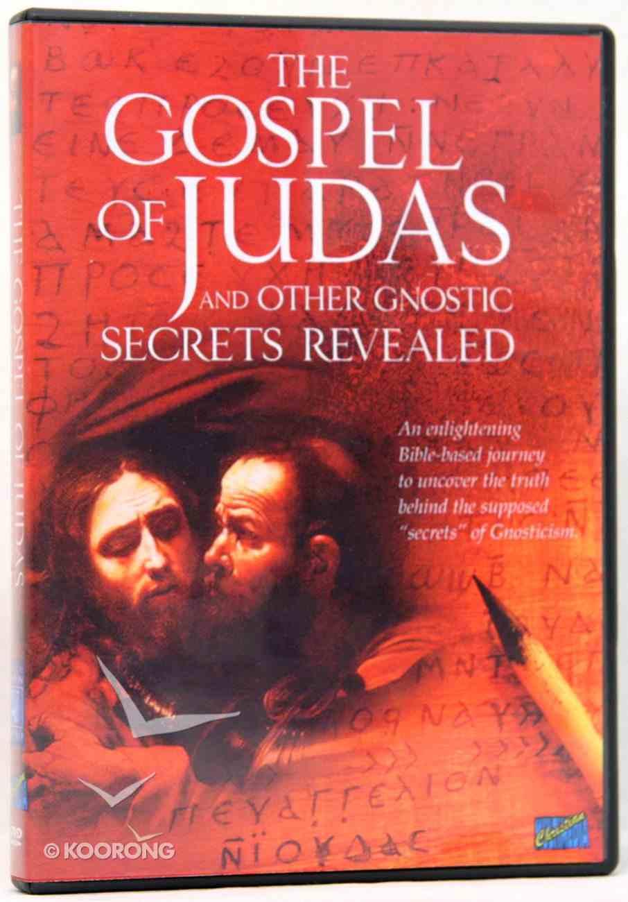 The Gospel of Judas and Other Gnostic Secrets Revealed DVD