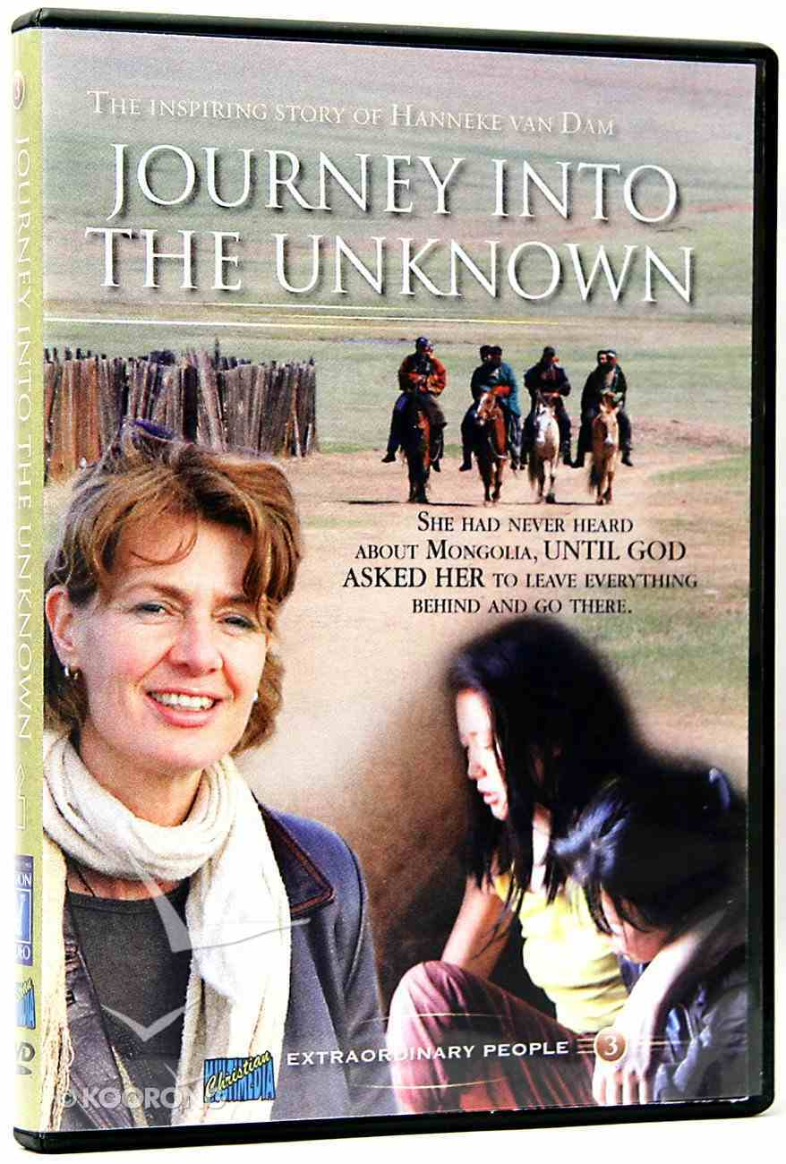 Extraordinary People #03: Journey Into the Unknown DVD