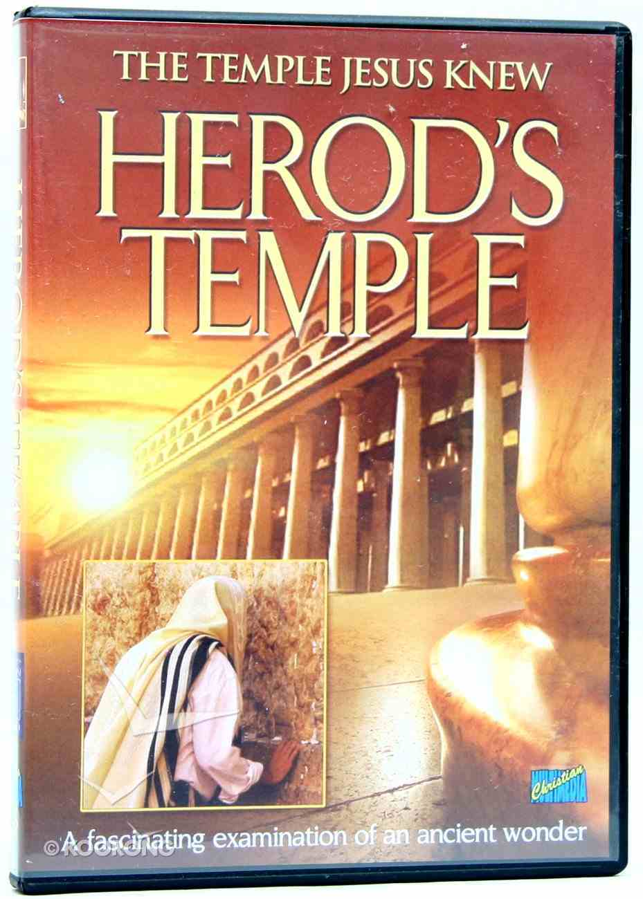 Herod's Temple DVD