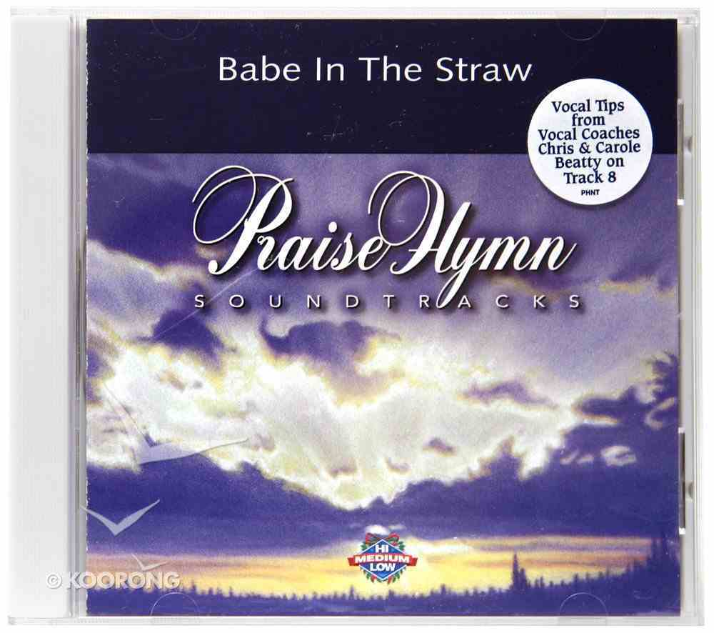 Babe in the Straw (Accompaniment) CD