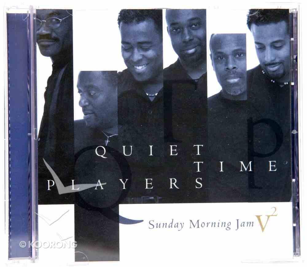 Sunday Morning Jam (Vol 2) CD