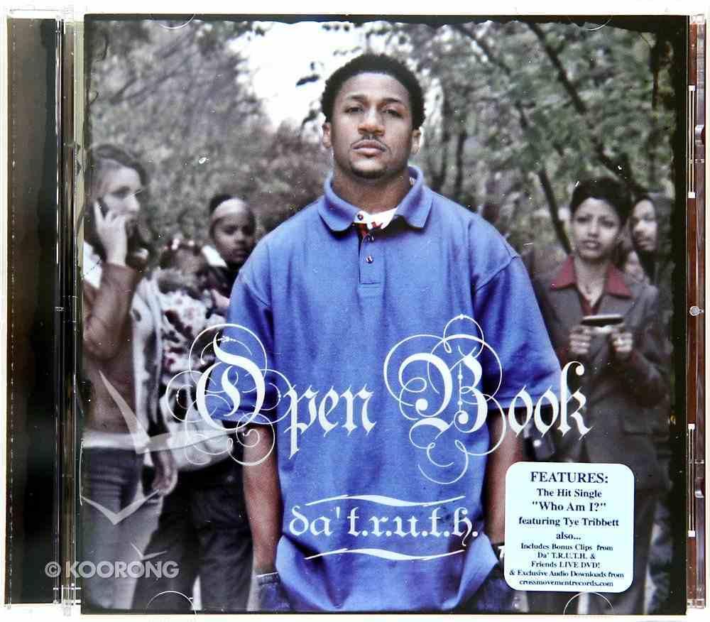 Open Book CD