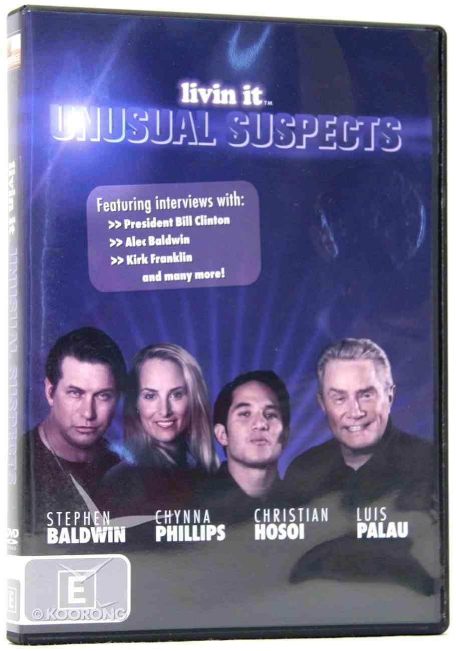 Unusual Suspects DVD