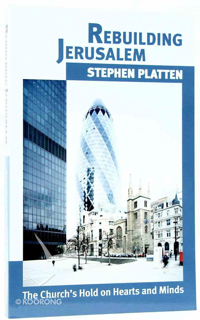 Rebuilding Jerusalem Paperback