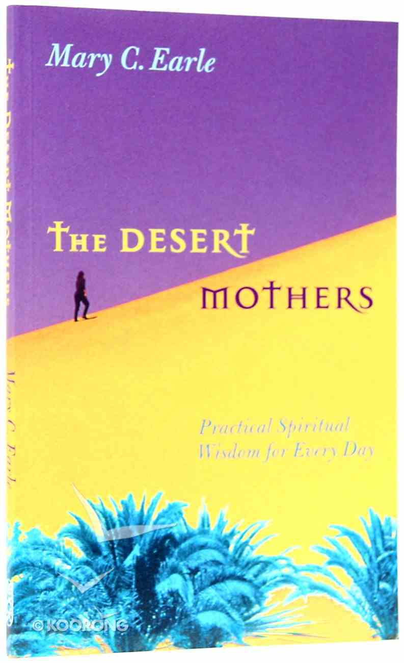 The Desert Mothers Paperback