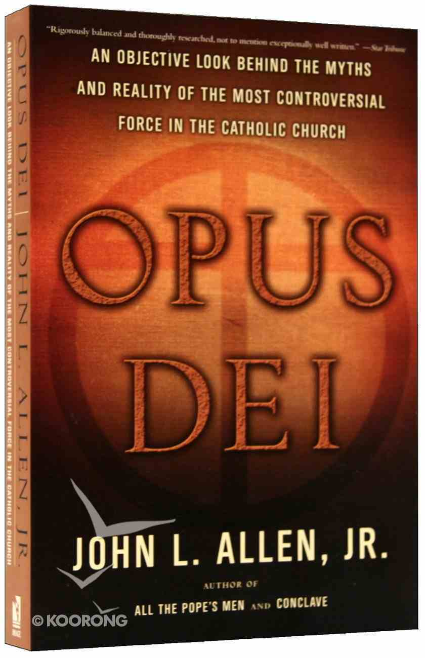 Opus Dei Paperback
