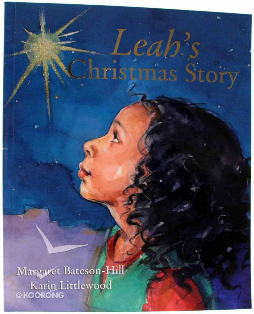 Leah's Christmas Story Paperback