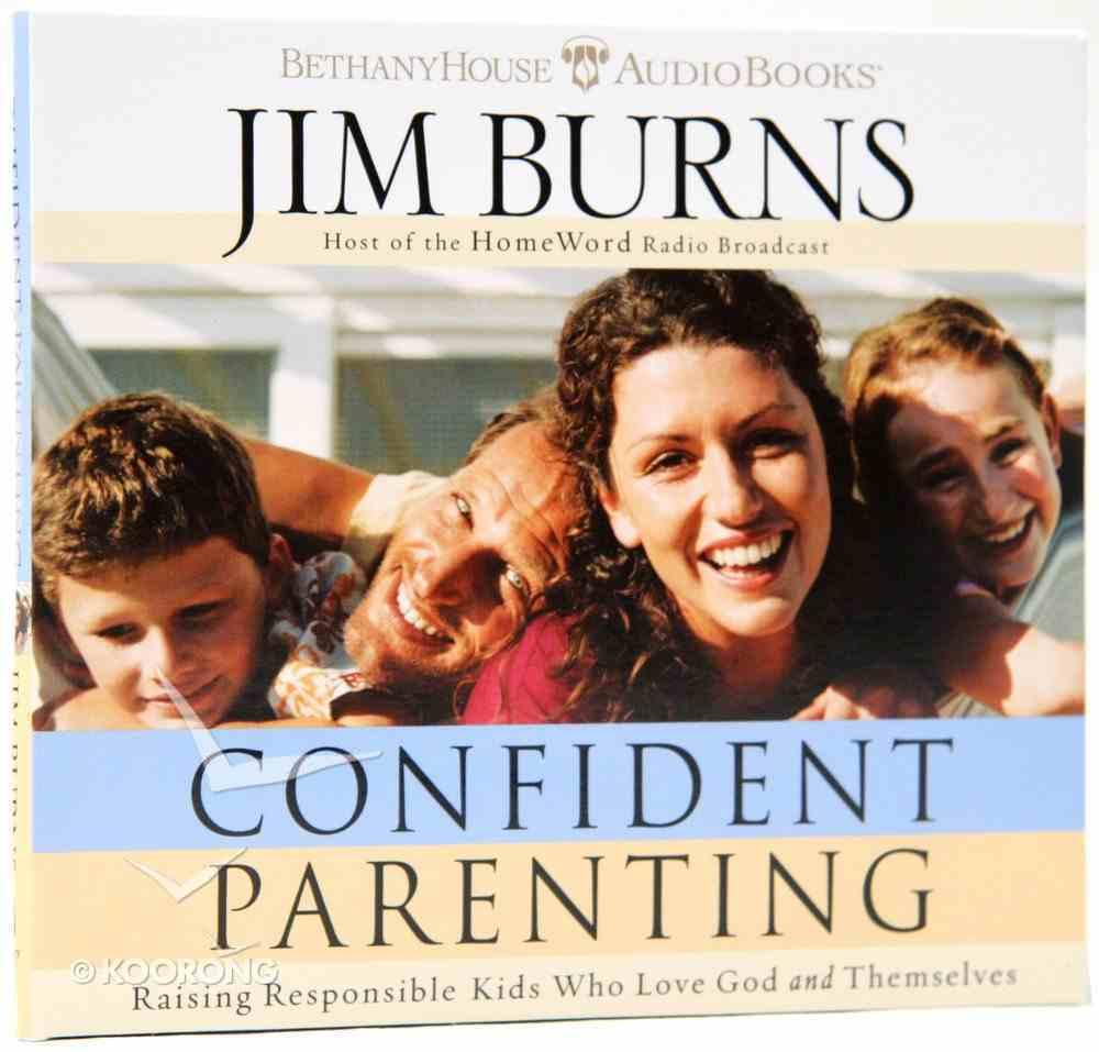 Confident Parenting CD