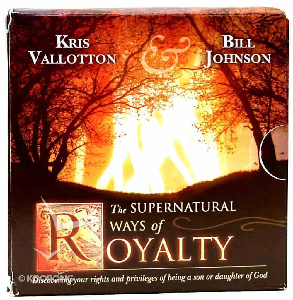 Supernatural Ways of Royalty CD