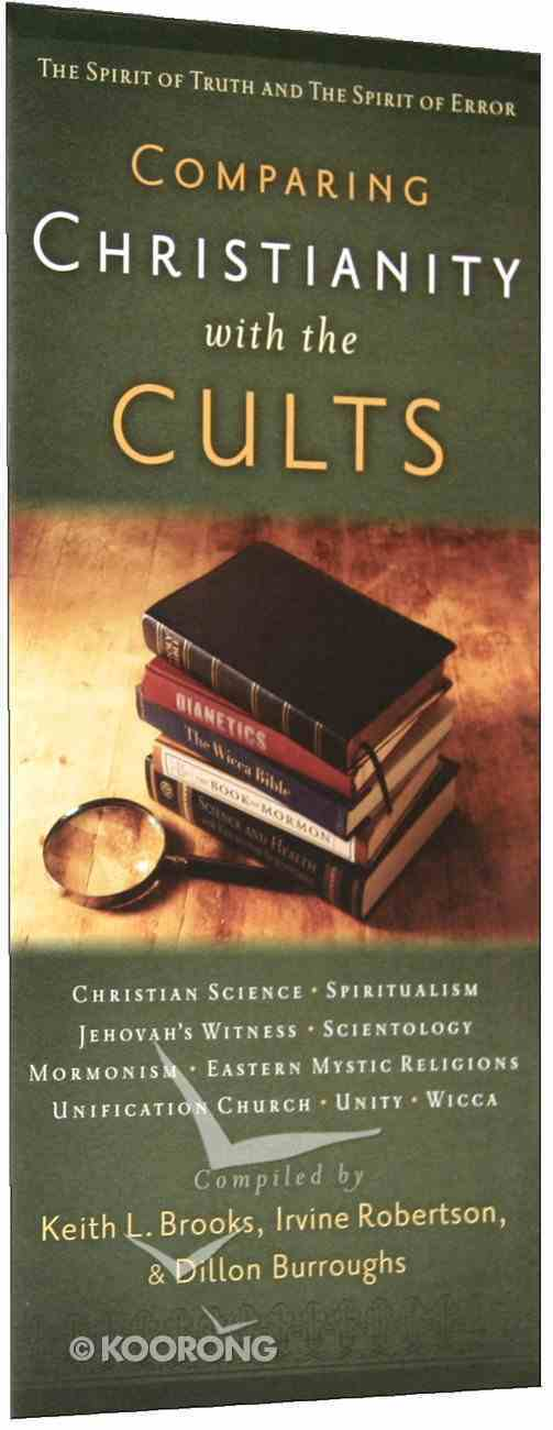 Comparing Christianity With the Cults Booklet