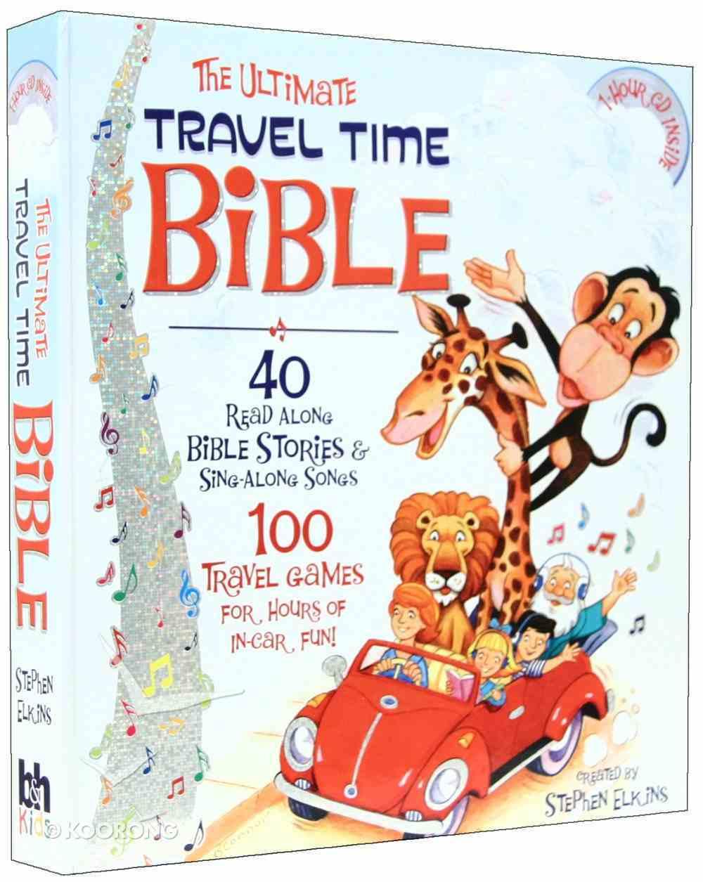 The Ultimate Travel Time Bible Hardback