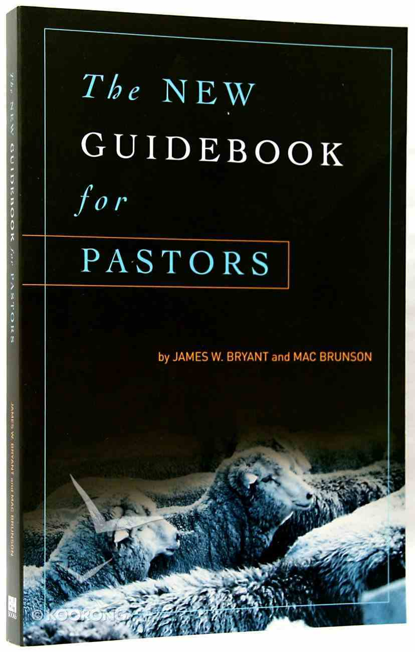 The New Guidebook For Pastors Paperback