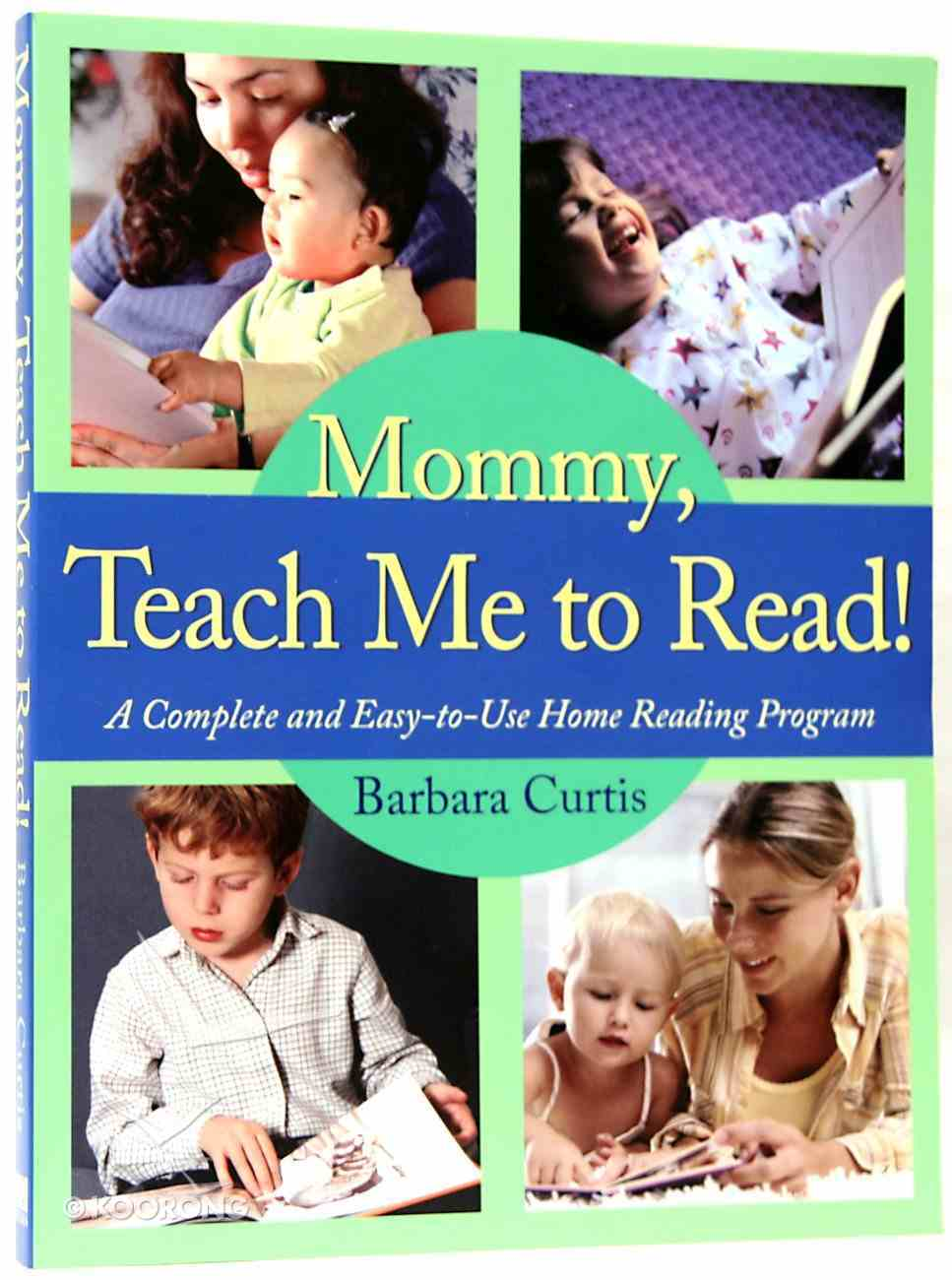 Mommy, Teach Me to Read! Paperback