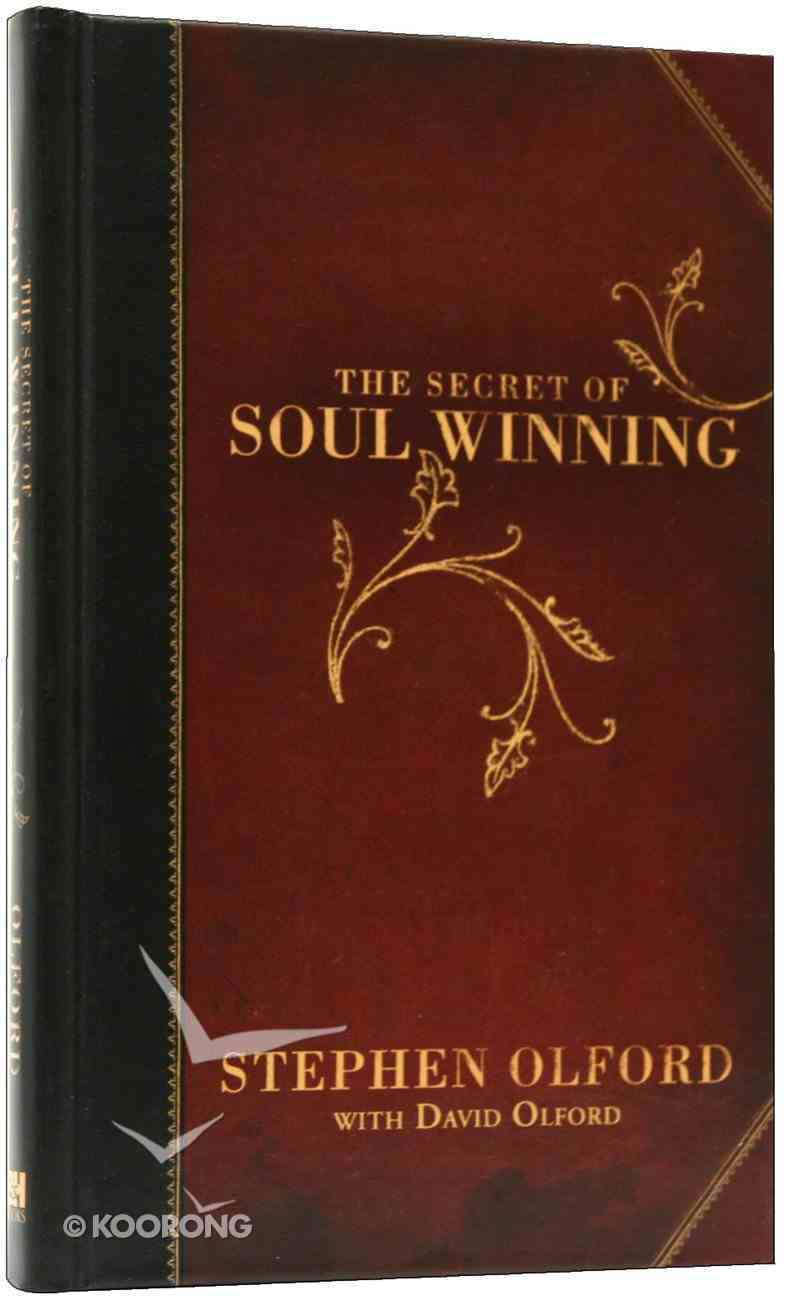 The Secret of Soul Winning Hardback