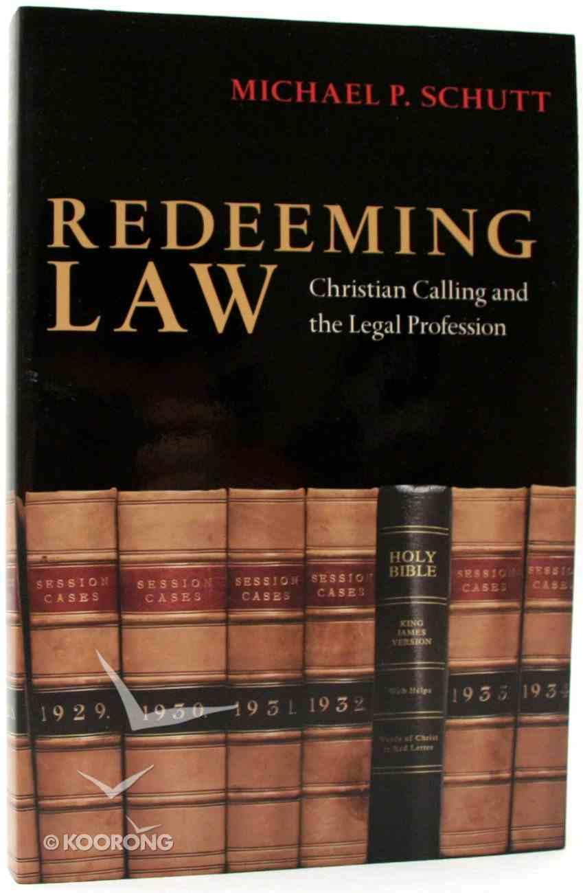 Redeeming Law Paperback
