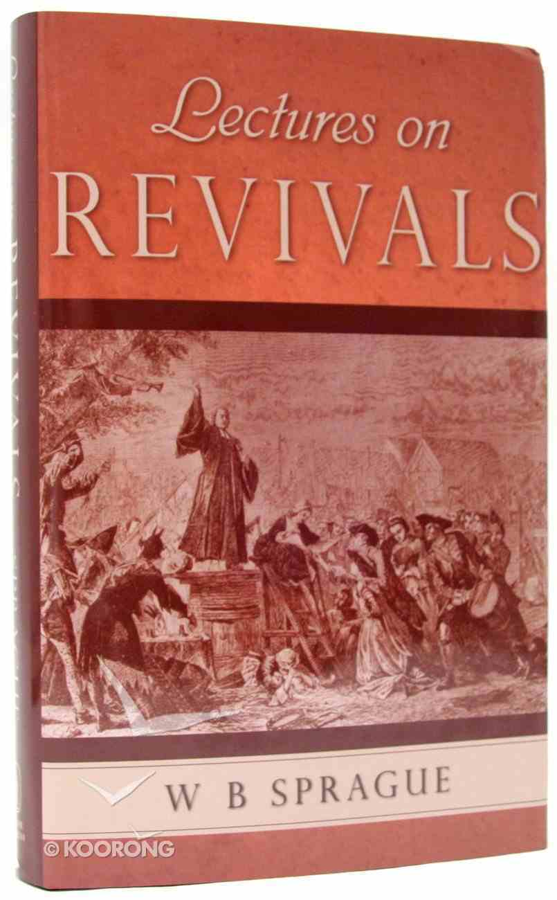 Lectures on Revivals Hardback