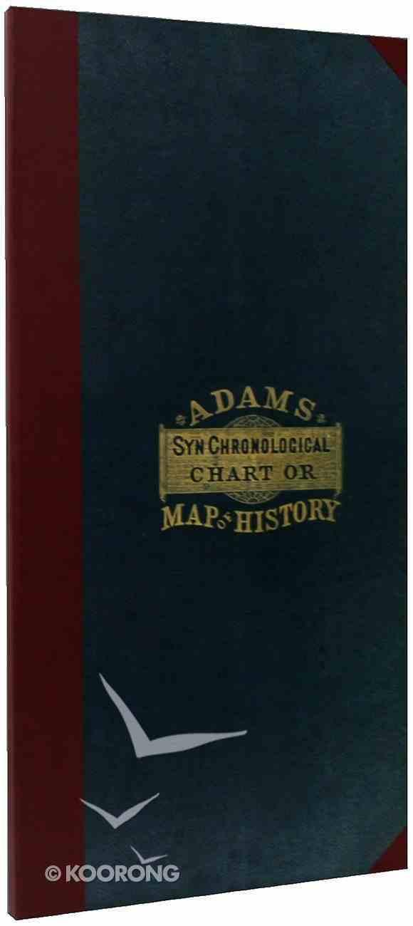 Adams' Chart of History Chart/card