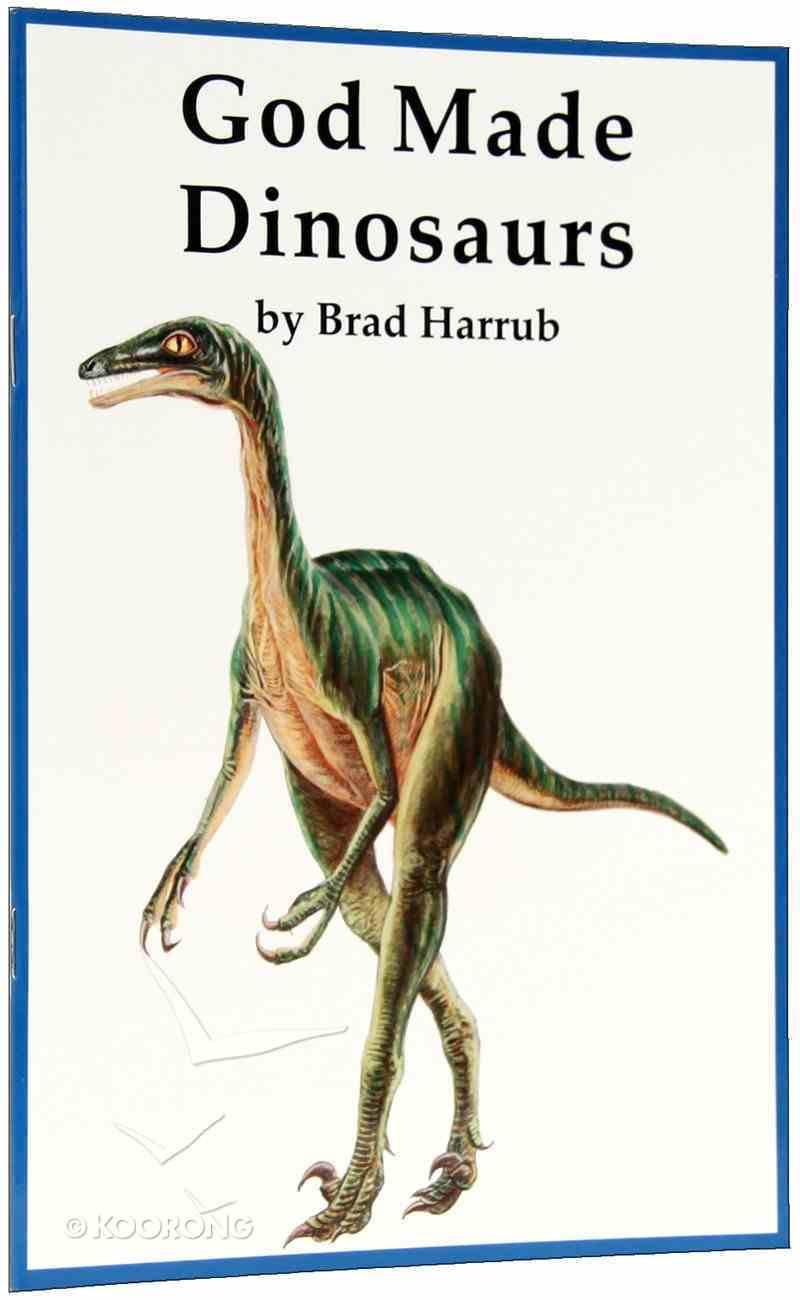 God Made Dinosaurs (A P Reader Series) Paperback