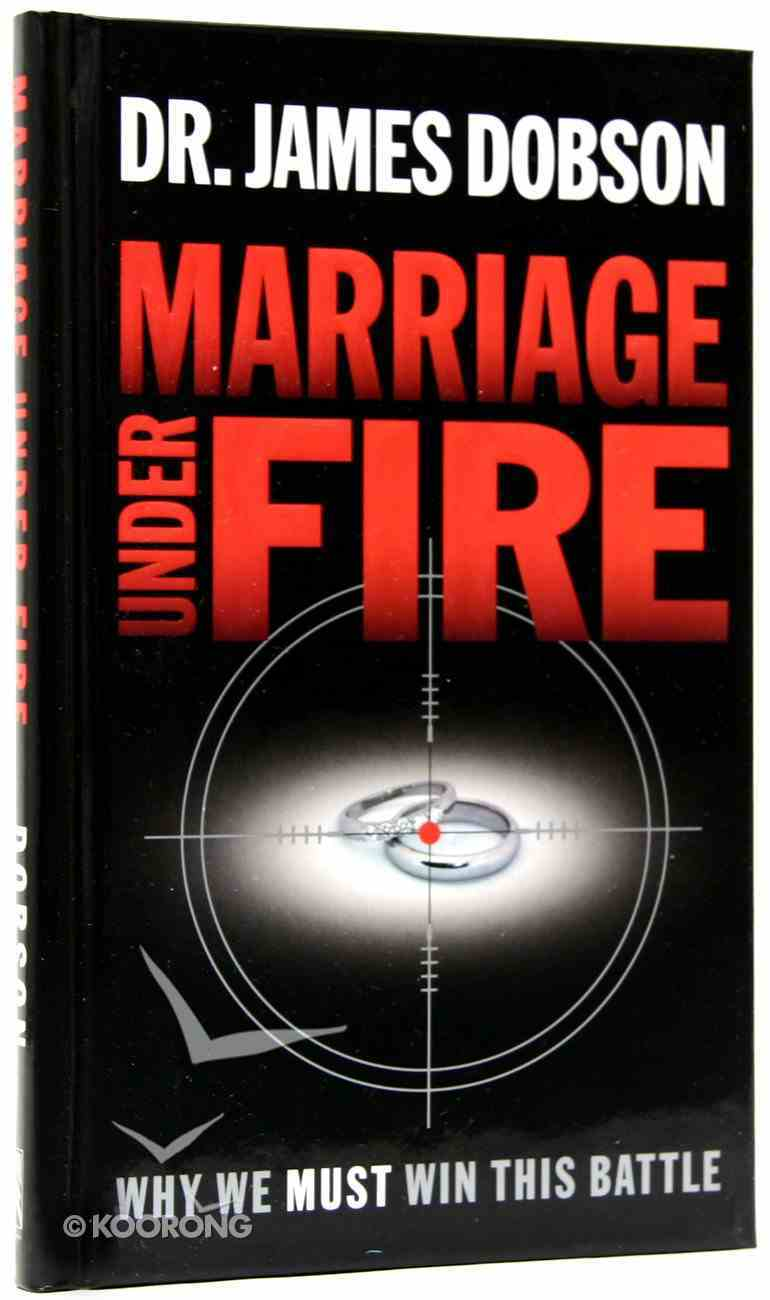 Marriage Under Fire Hardback