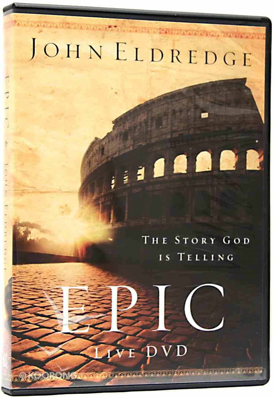 Epic Live DVD DVD
