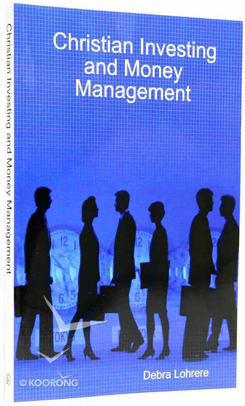 Christian Investing and Money Management Paperback