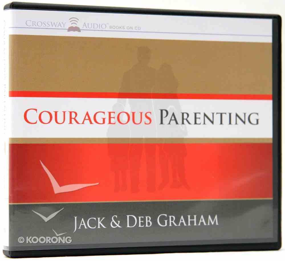 Courageous Parenting 5 CDS (Unabridged) CD