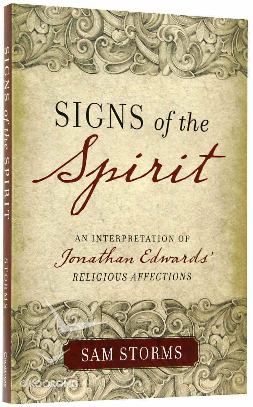 Signs of the Spirit Paperback