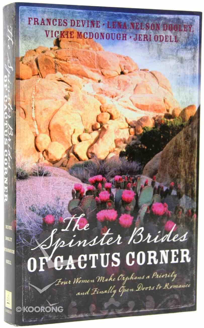 The Spinster Brides of Cactus Corner Paperback