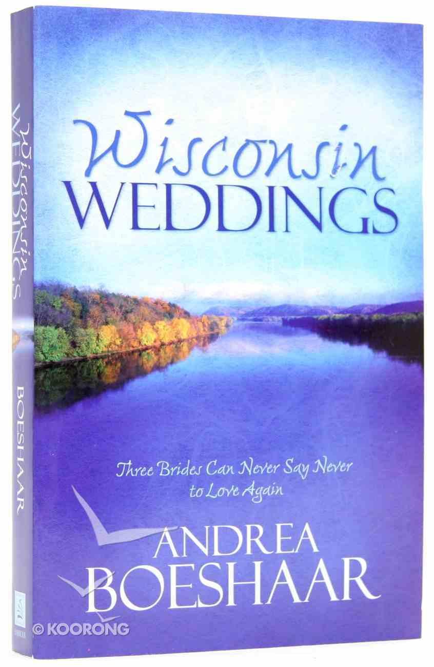Wisconsin Weddings Paperback