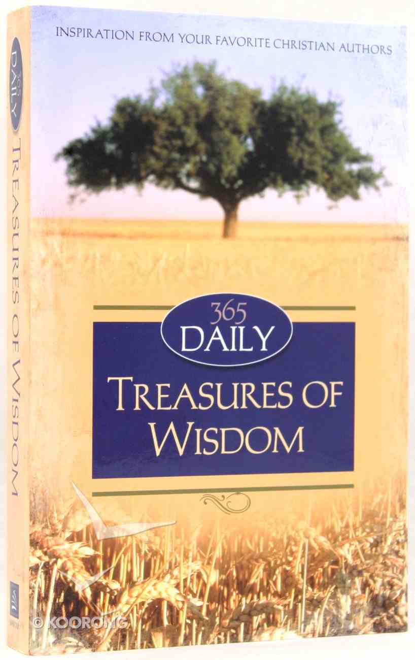 365 Daily Treasures of Wisdom Paperback