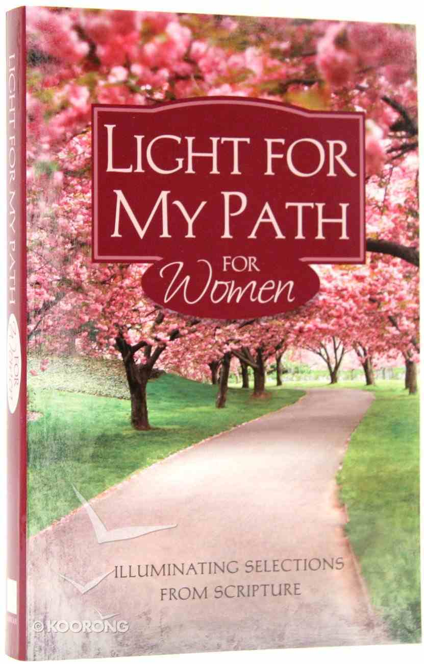 Light For My Path For Women Paperback