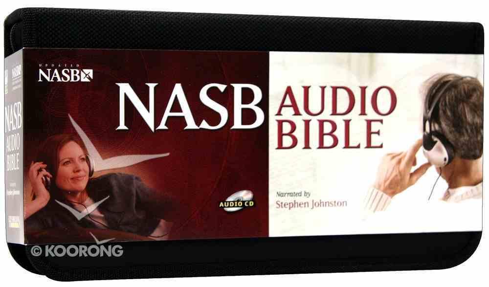 NASB Audio Bible Voice Only CD