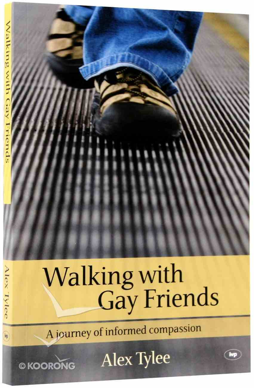 Walking With Gay Friends Paperback