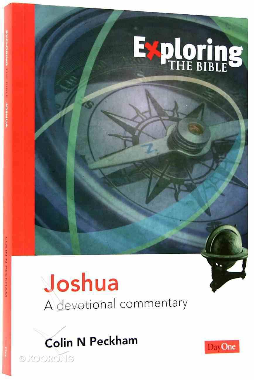 Joshua (Exploring The Bible Series) Paperback