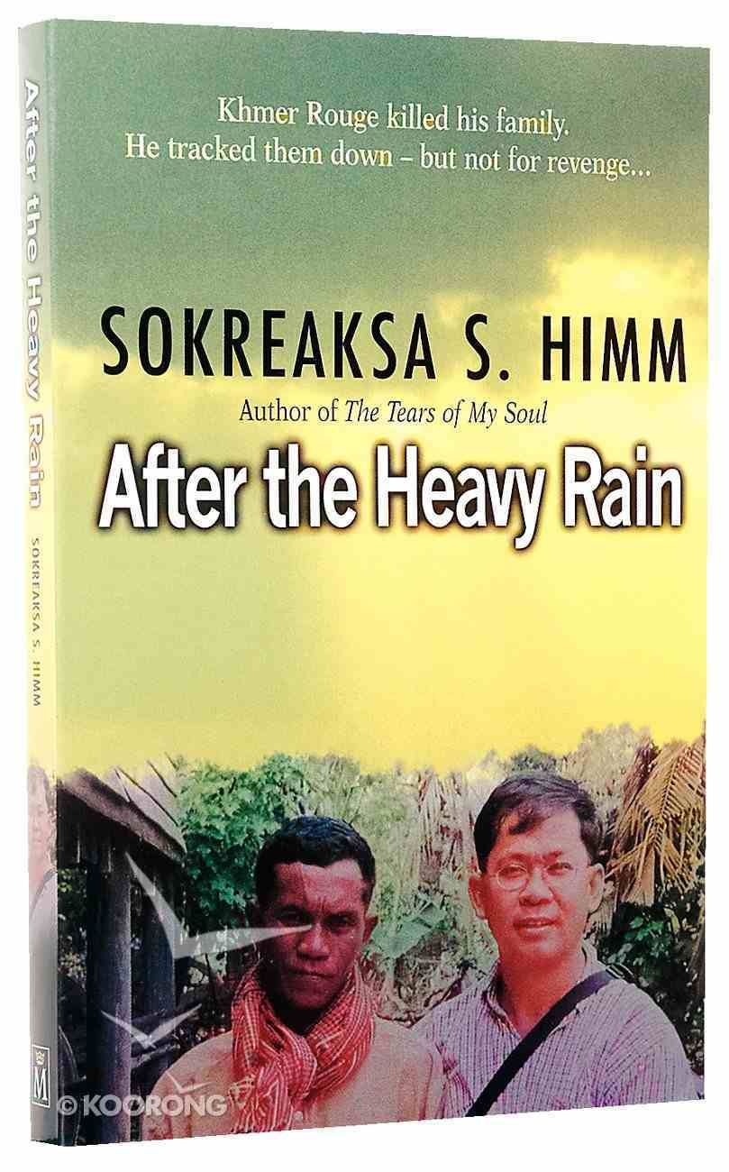 After the Heavy Rain Paperback