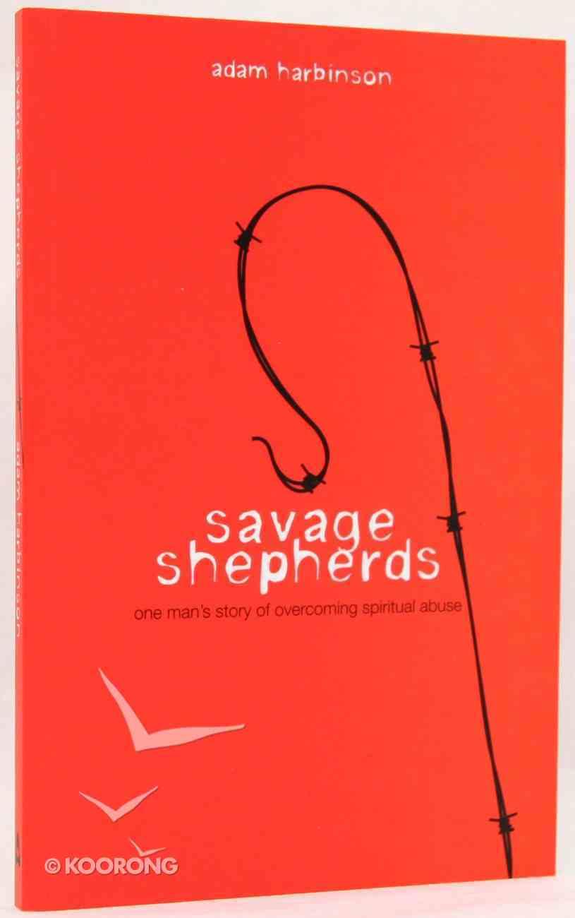 Savage Shepherds Paperback