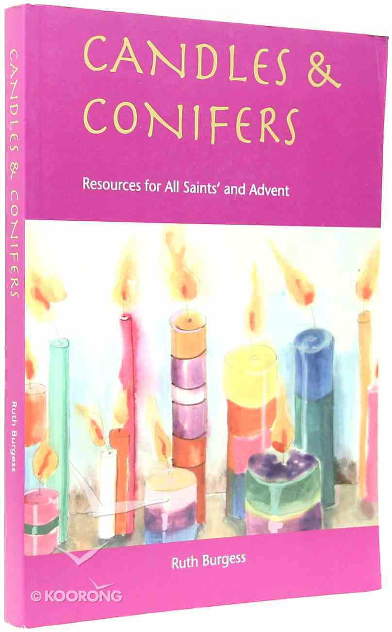 Candles & Conifers Paperback