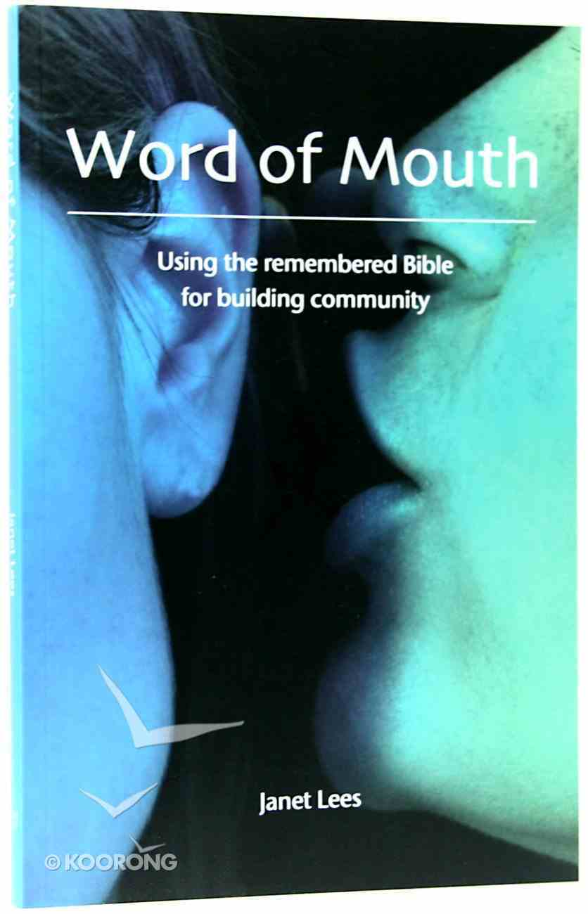 Word of Mouth Paperback
