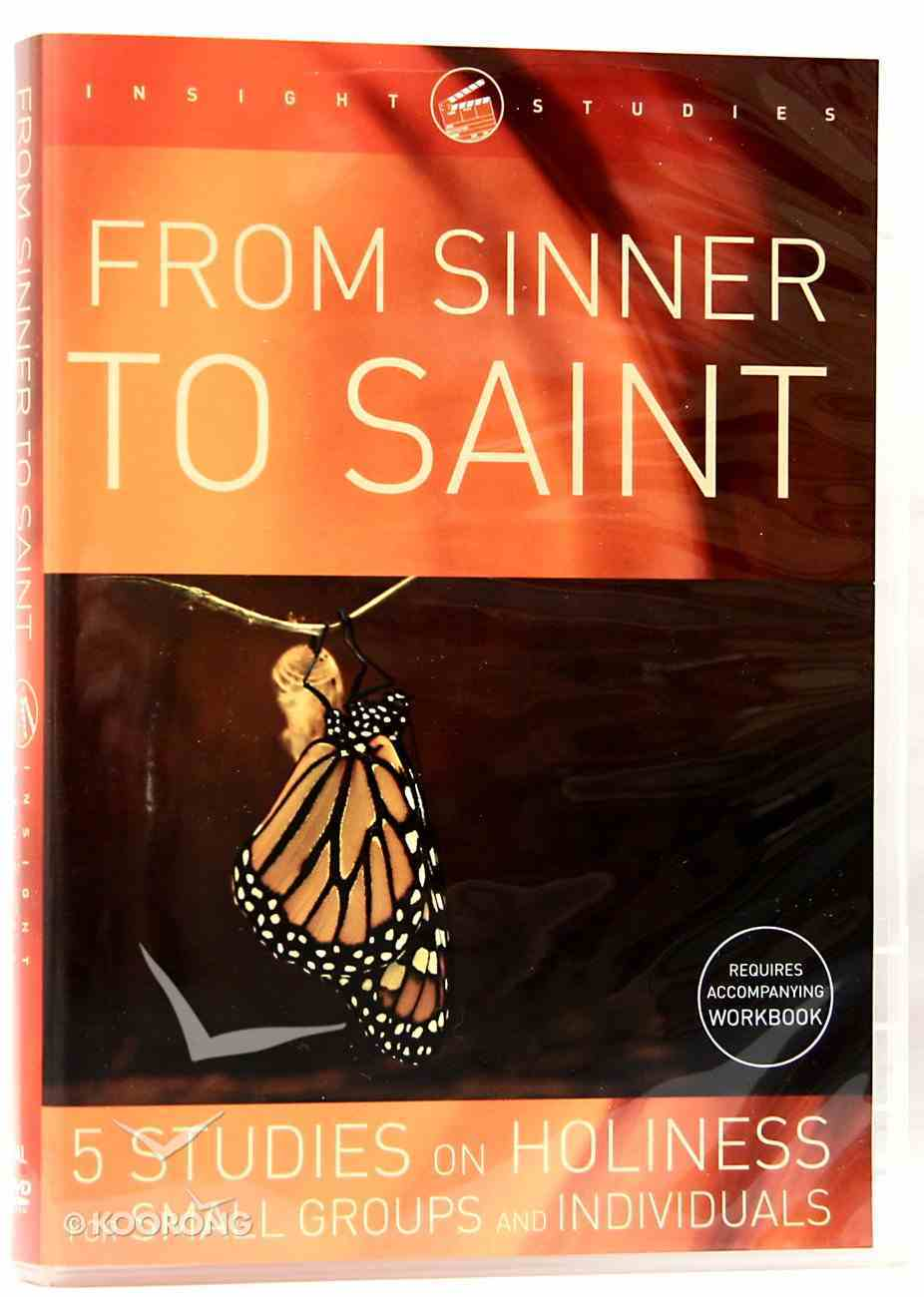From Sinner to Saint (Dvd) DVD
