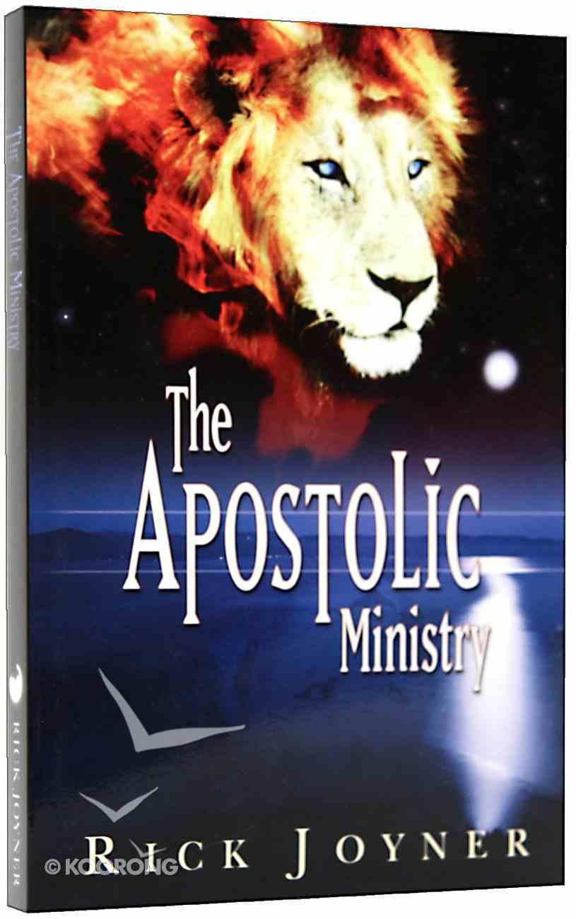 The Apostolic Ministry Mass Market