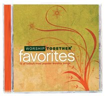 Album Image for Worship Together Favourites - DISC 1