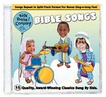 Album Image for Kids Praise Bible Songs - DISC 1
