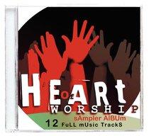 Album Image for Heart of Worship Sampler - DISC 1
