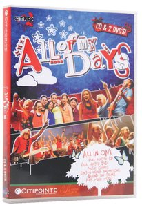 Album Image for All of My Days (Cd/dvd) - DISC 1
