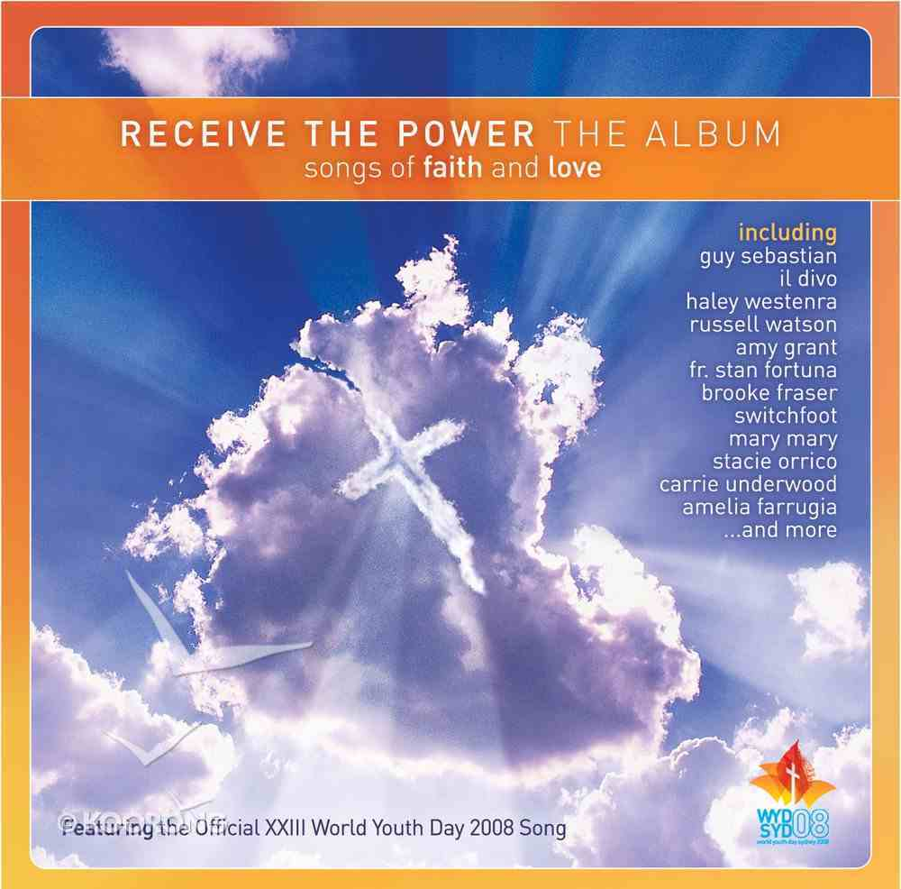 Receive the Power CD