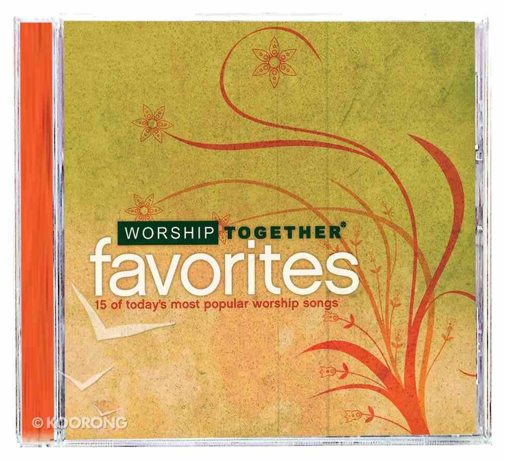Worship Together Favourites CD