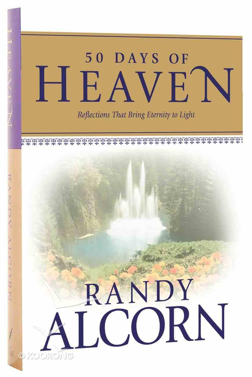 50 Days of Heaven Hardback
