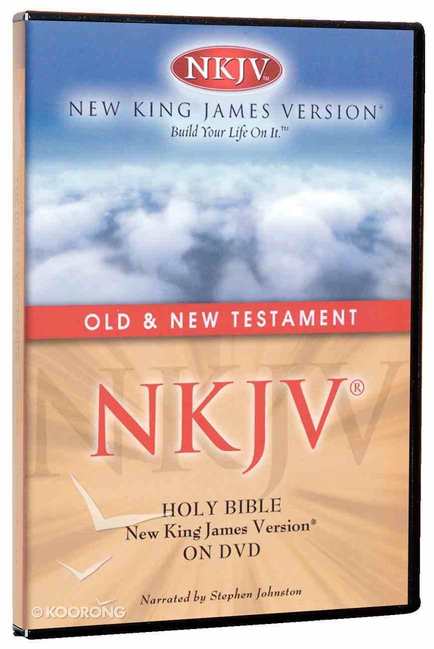 NKJV DVD Complete Bible DVD