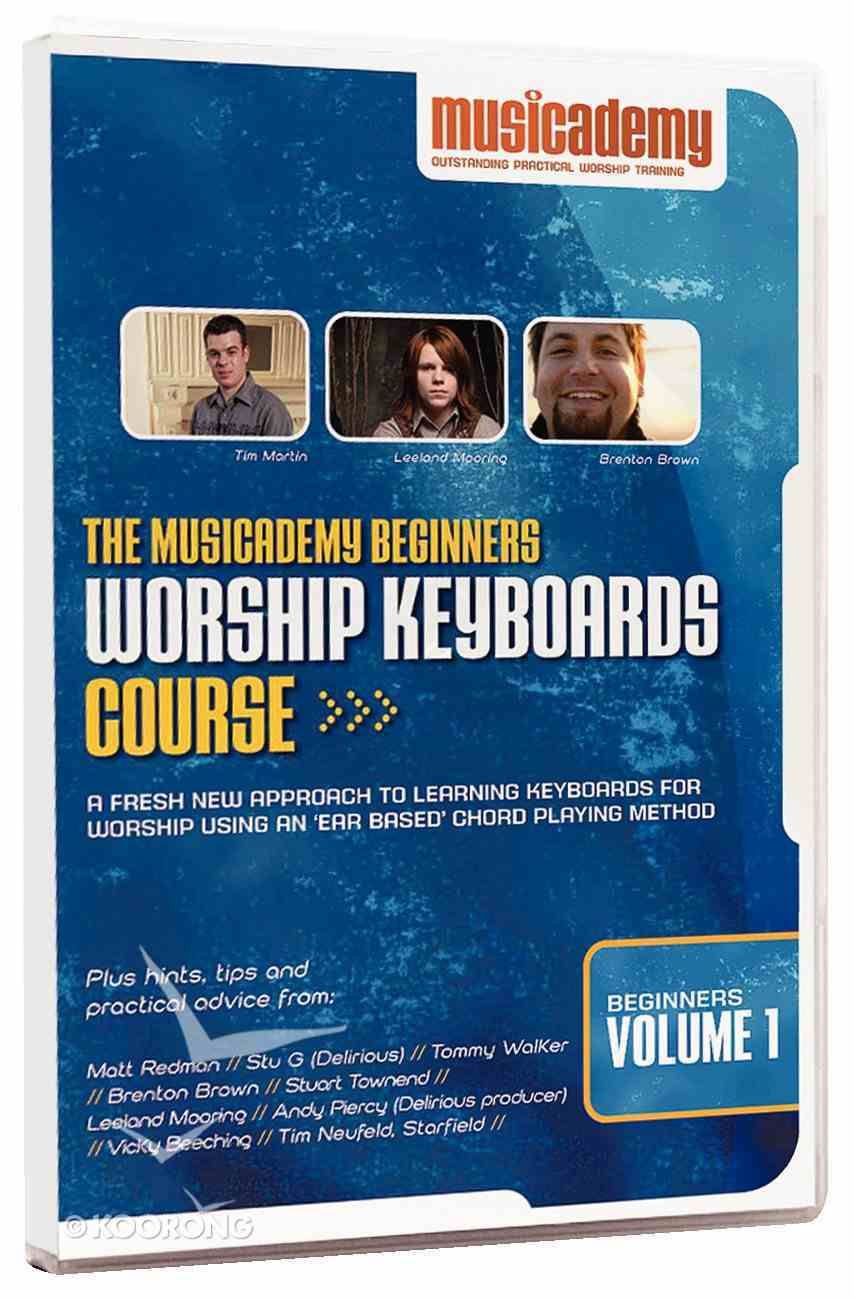 Musicademy: Song Learner Series For Worship Guitar Volume 3 DVD